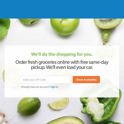 Online Shopping Just Got That Much Easier Thanks to Walmart Grocery