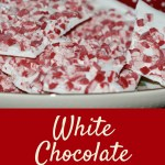 5 Easy Ways to Stay Heartburn Free for the Holidays with White Chocolate Peppermint Bark Recipe