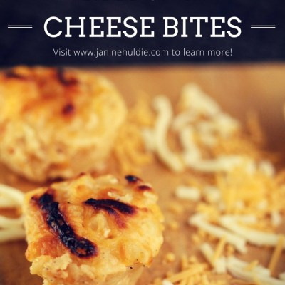 Healthy Baked Mac And Cheese Bites