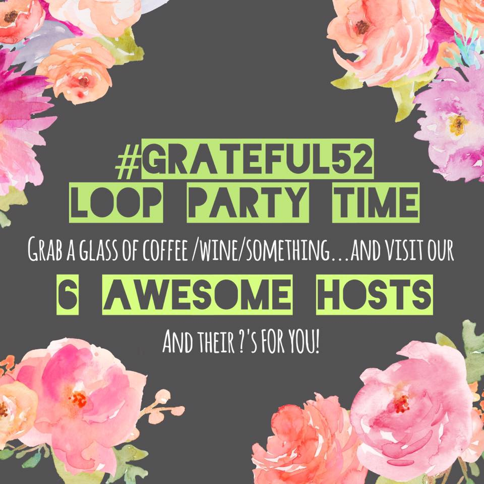 #Grateful52 Instagram Challenge Image