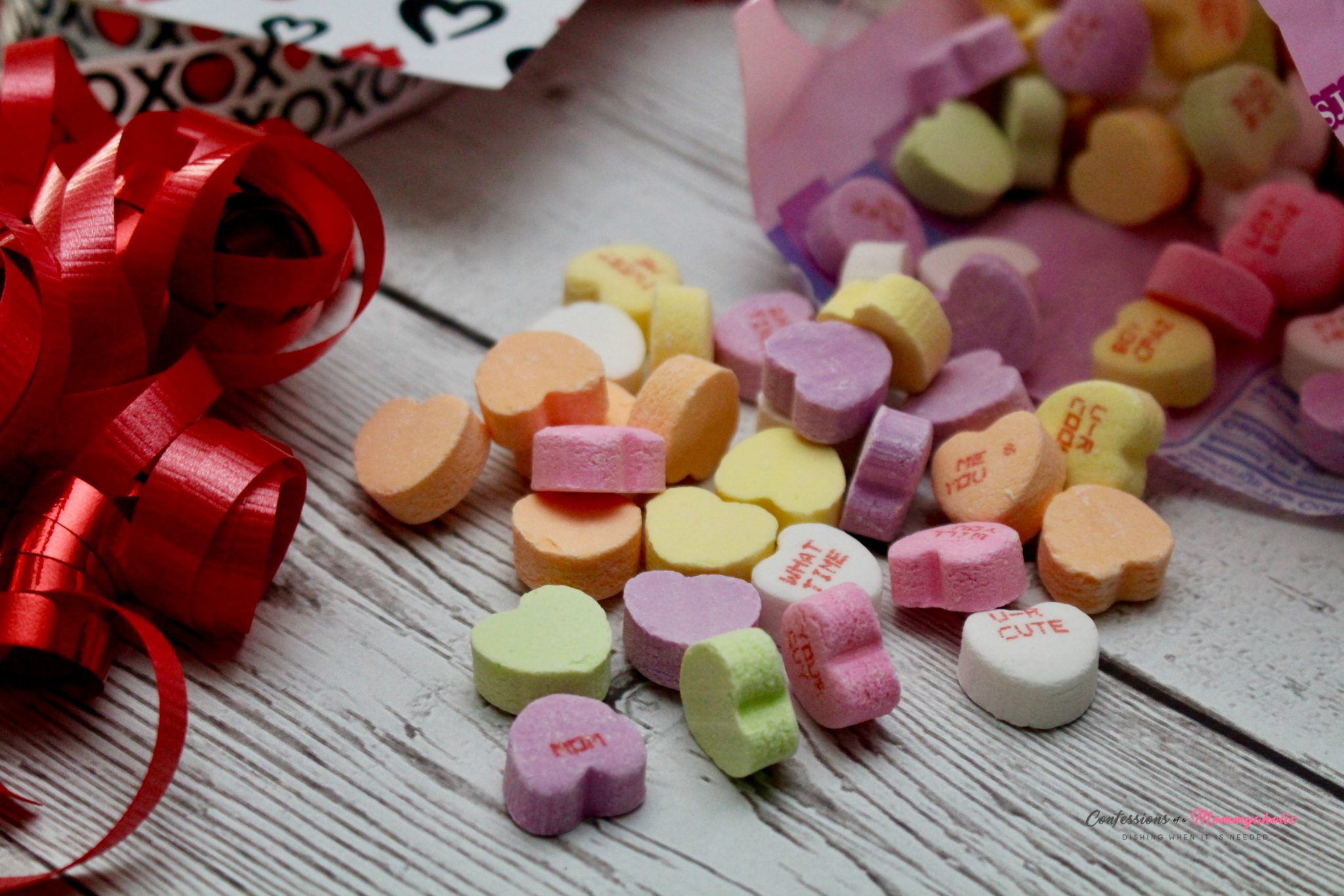 Valentine Conversation Heart Candies