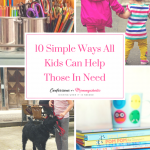 10 Simple Ways All Kids Can Help Others