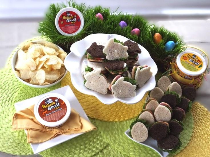 Heluva Good! Easter Ham-wich Recipe