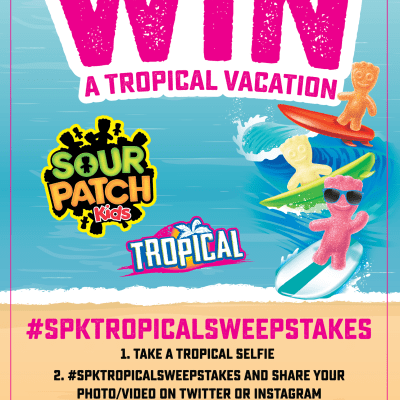 Sour Patch Kids Sweepstakes
