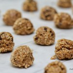 Chocolate Chip Oatmeal Balls 2