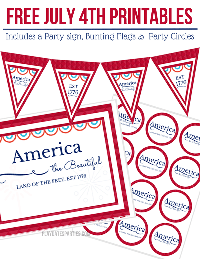July-4th-Party-Printables-Set