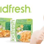 Kidfresh Frozen Meals Kroger Promo