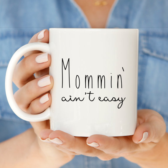 Mom's Coffee Mug Etsy