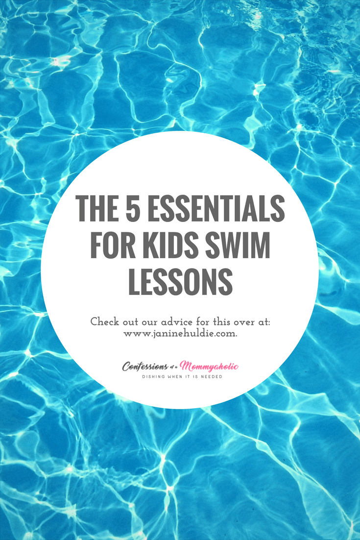 Swim Lessons, This Mom's Confessions