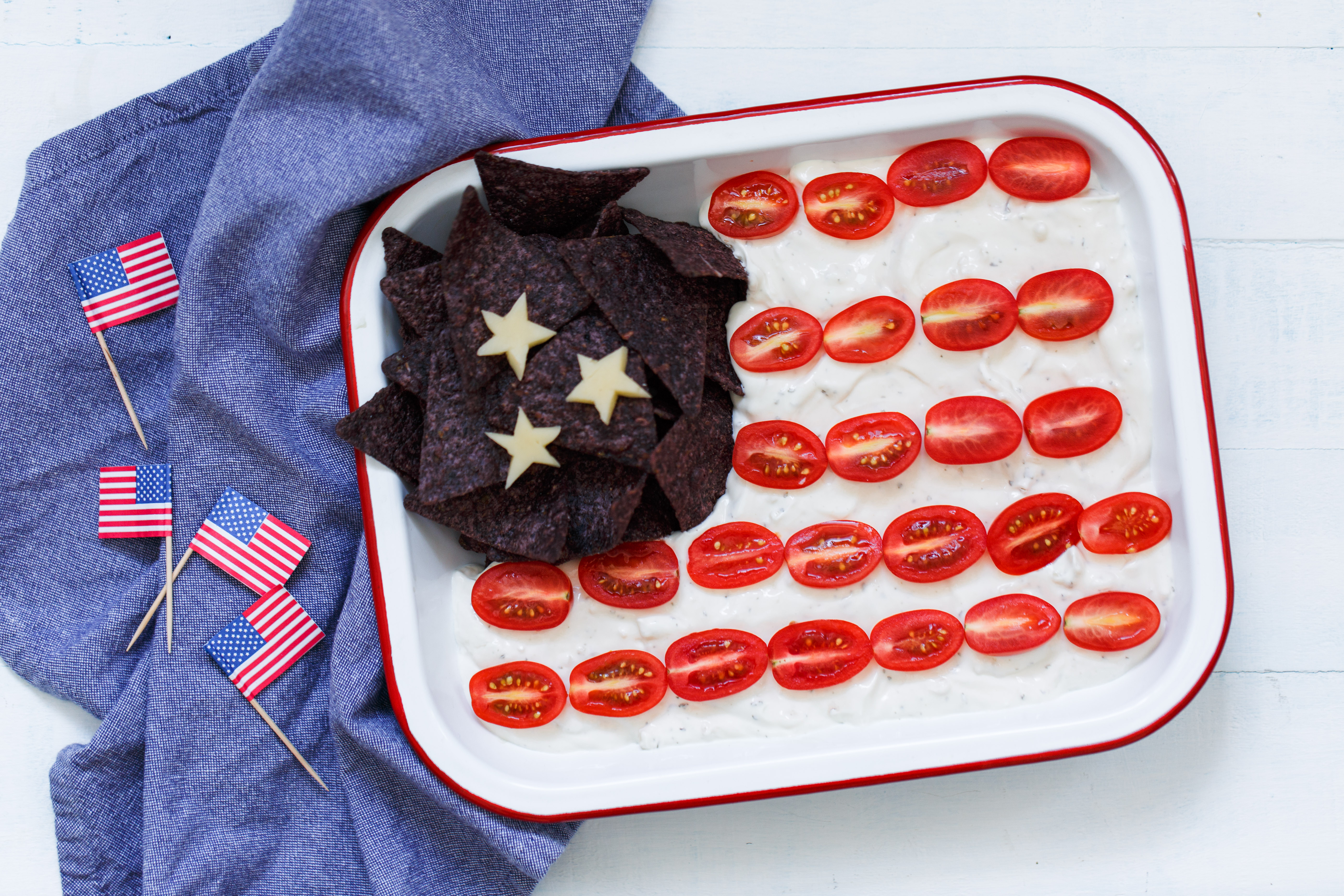 Patriotic Cupcakes, This Mom's Confessions