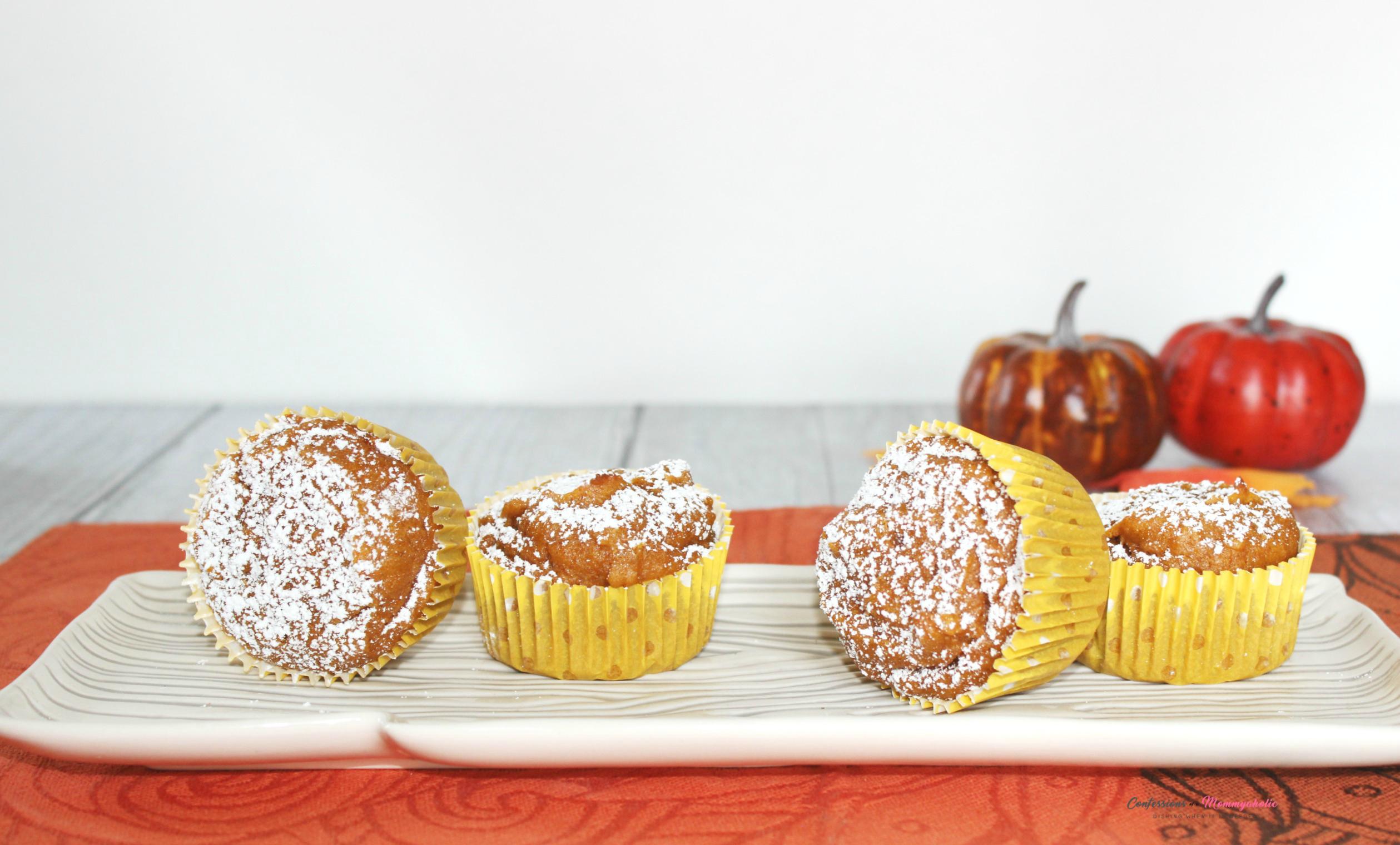 Pumpkin Spice Muffins 4