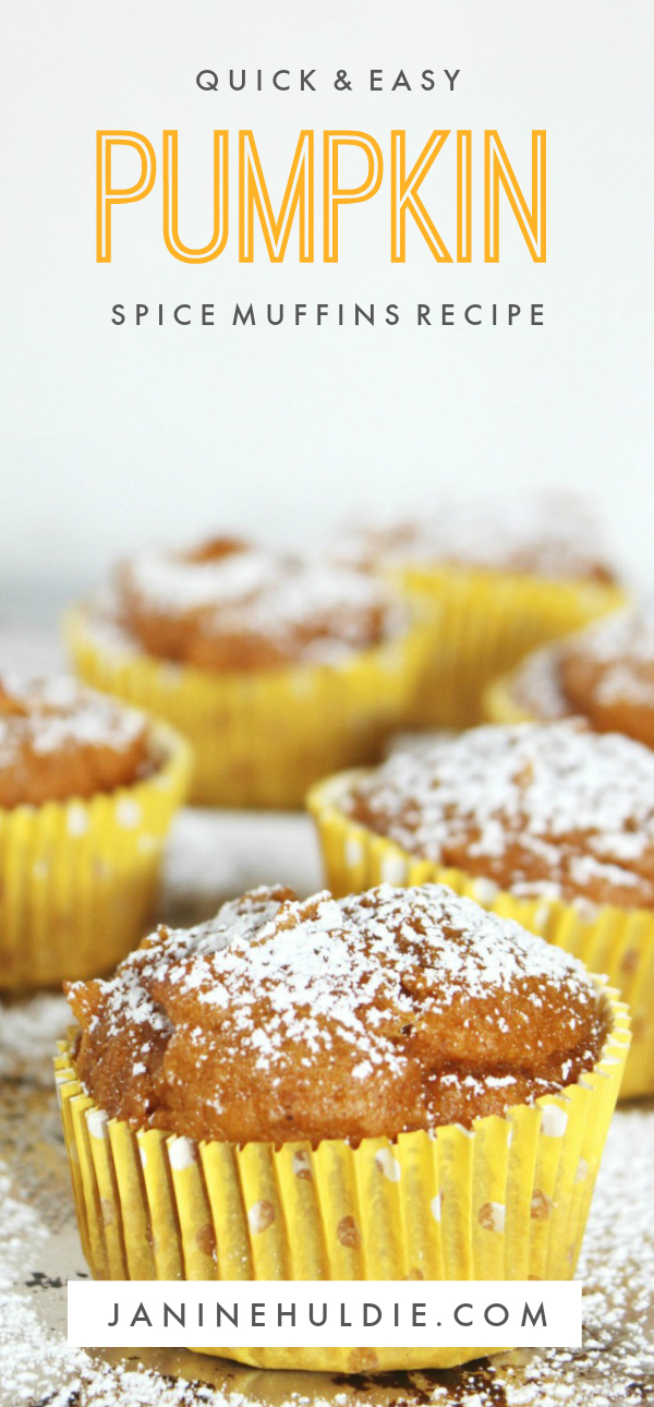 Pumpkin Spice Muffins, This Mom's Confessions