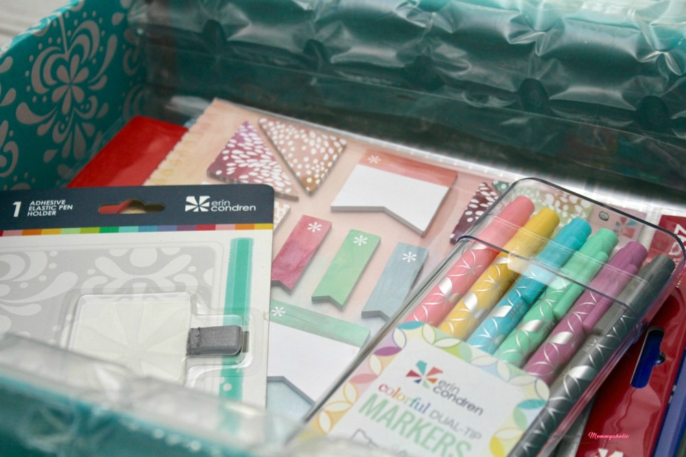 Erin Condren Box Contents