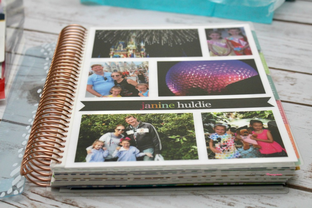 Erin Condren Front Cover of Planner