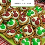 Christmas Mickey Mouse Pretzels Recipe