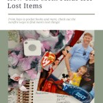 How This Mom Finds Her Lost Items