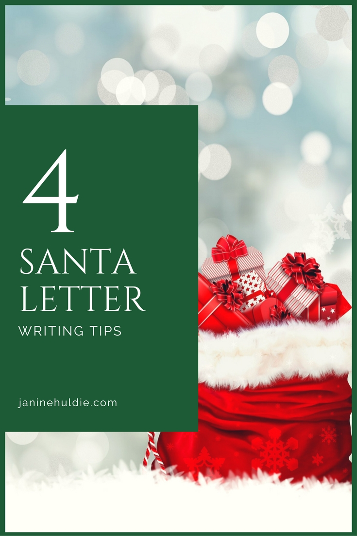 4 Santa Writing Tips