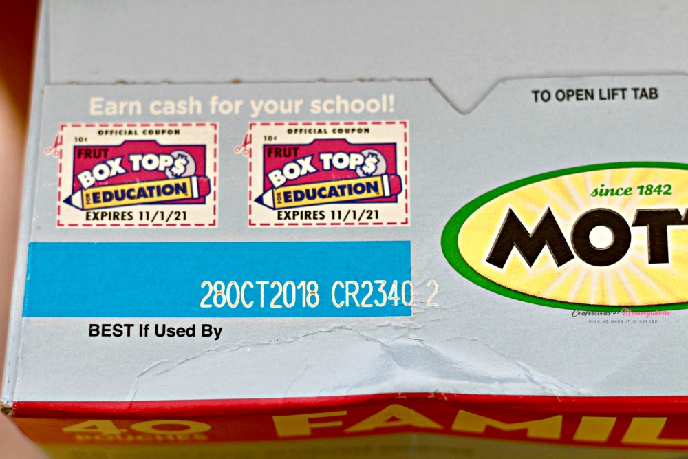 Box Tops Clips Closeup WM