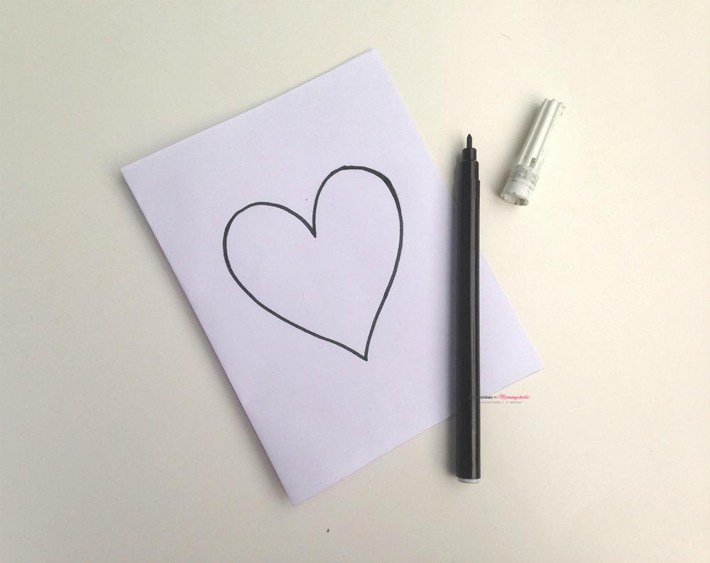 Pieces Heart Card Step (1) WM