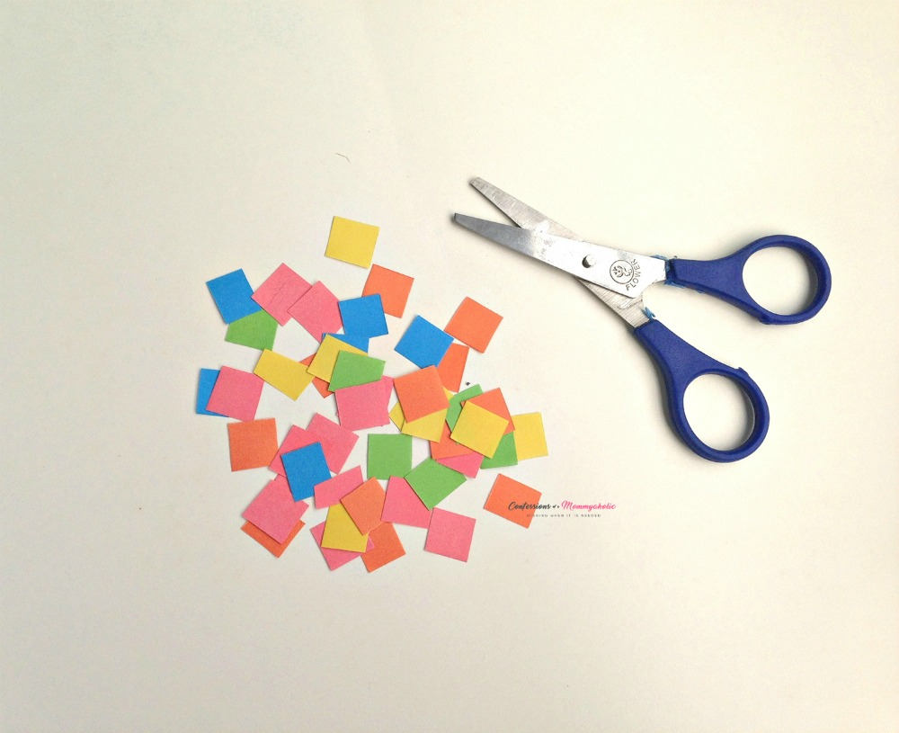 Pieces Heart Card Step (2) WM