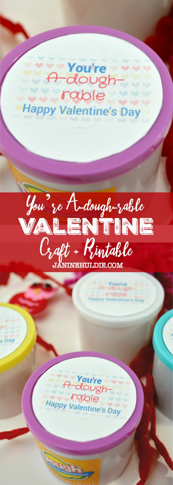 A-Dough-Rable Valentine, This Mom's Confessions