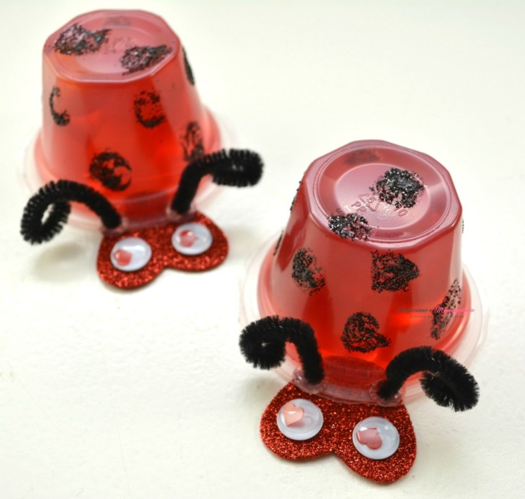 Ladybug Fruit Cups, This Mom's Confessions