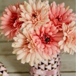 Duck Tape Spring Mason Jar Vase DIY Craft