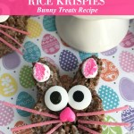 Chocolate Rice Krispie Bunny Treats Recipe