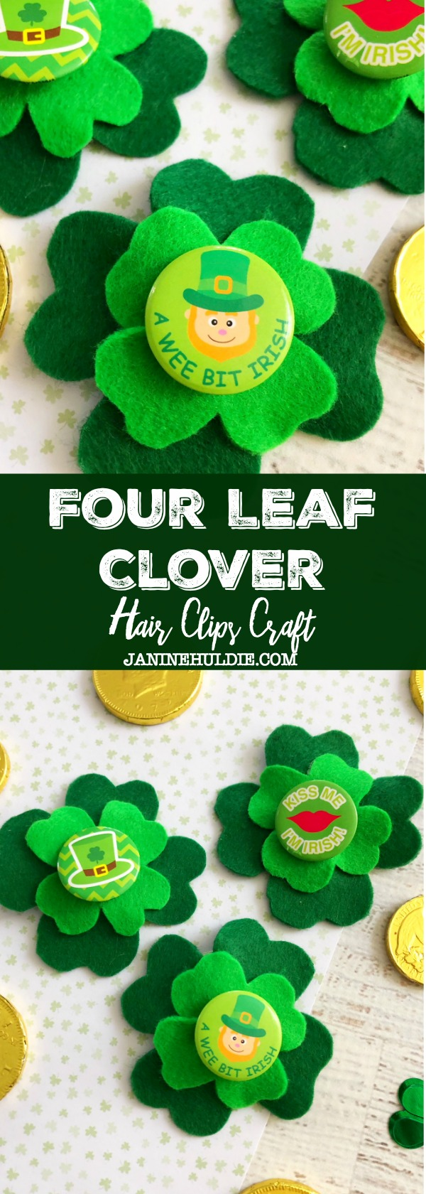 Four Leaf Clover, This Mom's Confessions