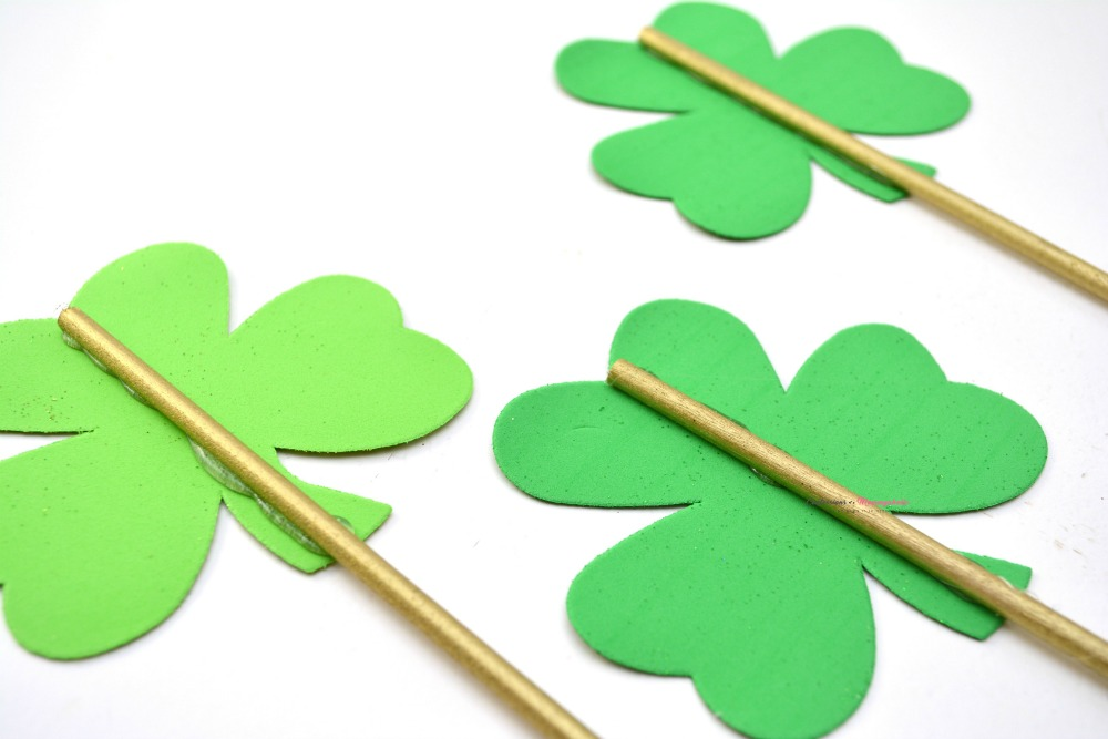 Shamrock Wand, This Mom's Confessions