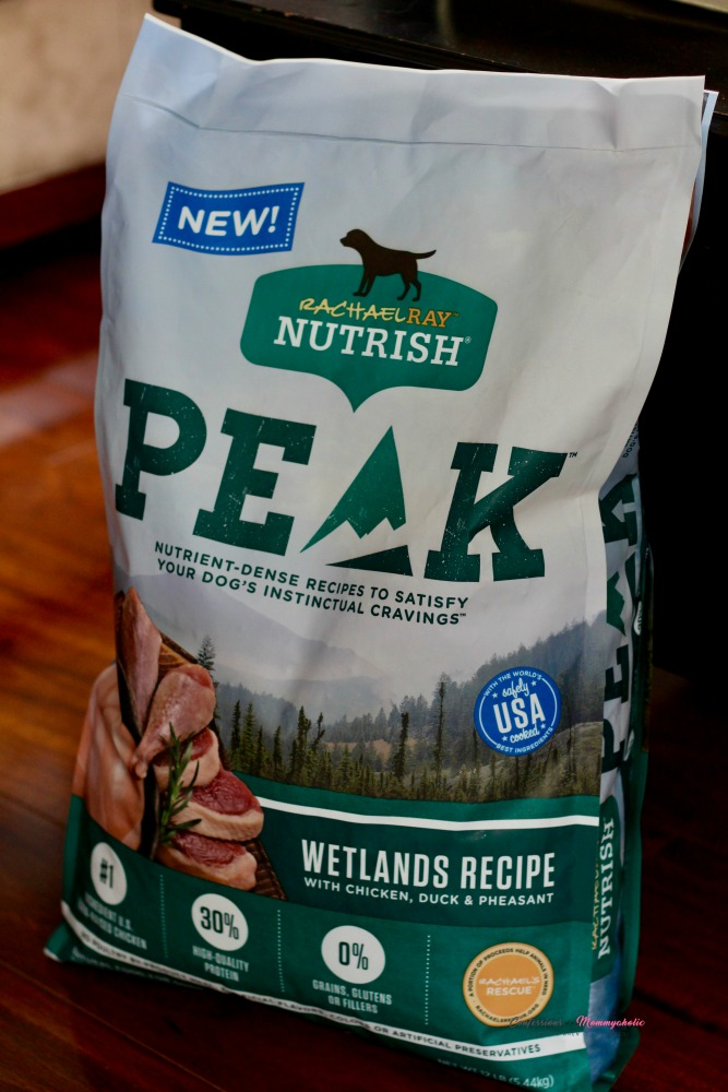 Vertical of Rachel Ray Nutrish PEAK Dog Food