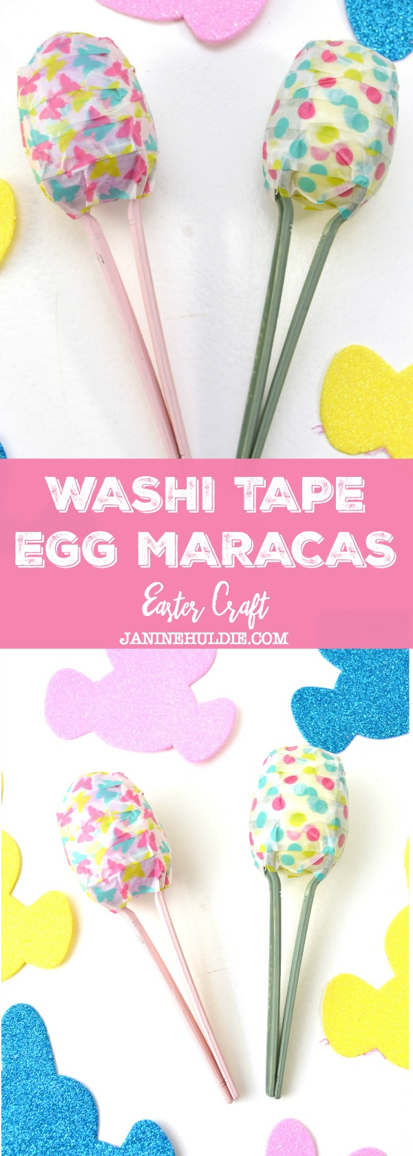 Egg Maracas, This Mom's Confessions