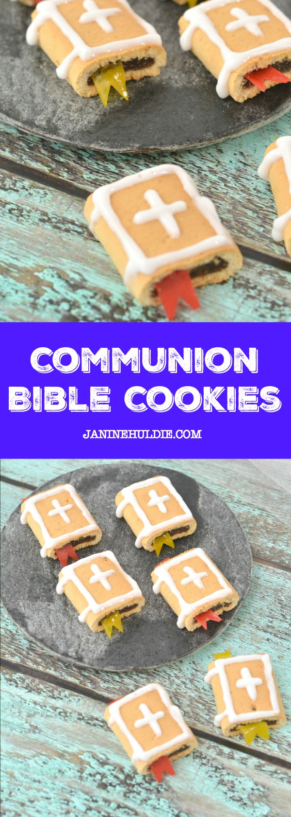 Communion Bible Cookies Recipe
