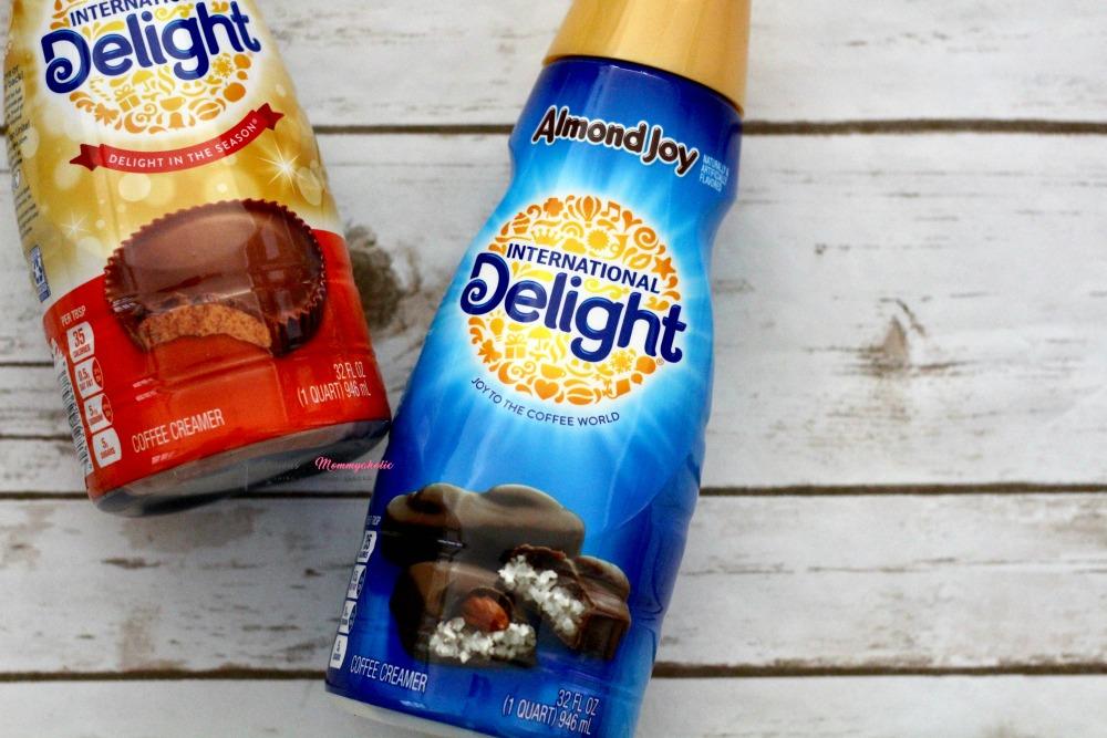 International Delight Coffee Creamers Closeup 1