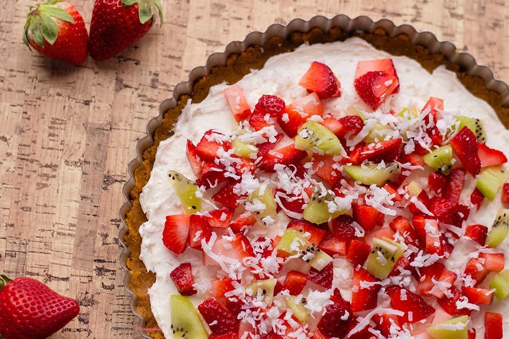 Perfect Dessert Fruit Pizza Recipe Horizontal 2