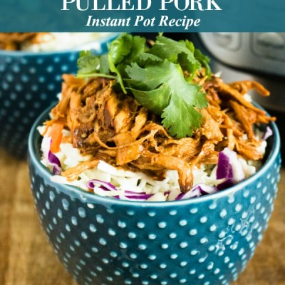 The Best Pulled Pork Instant Pot Recipe Featured Image