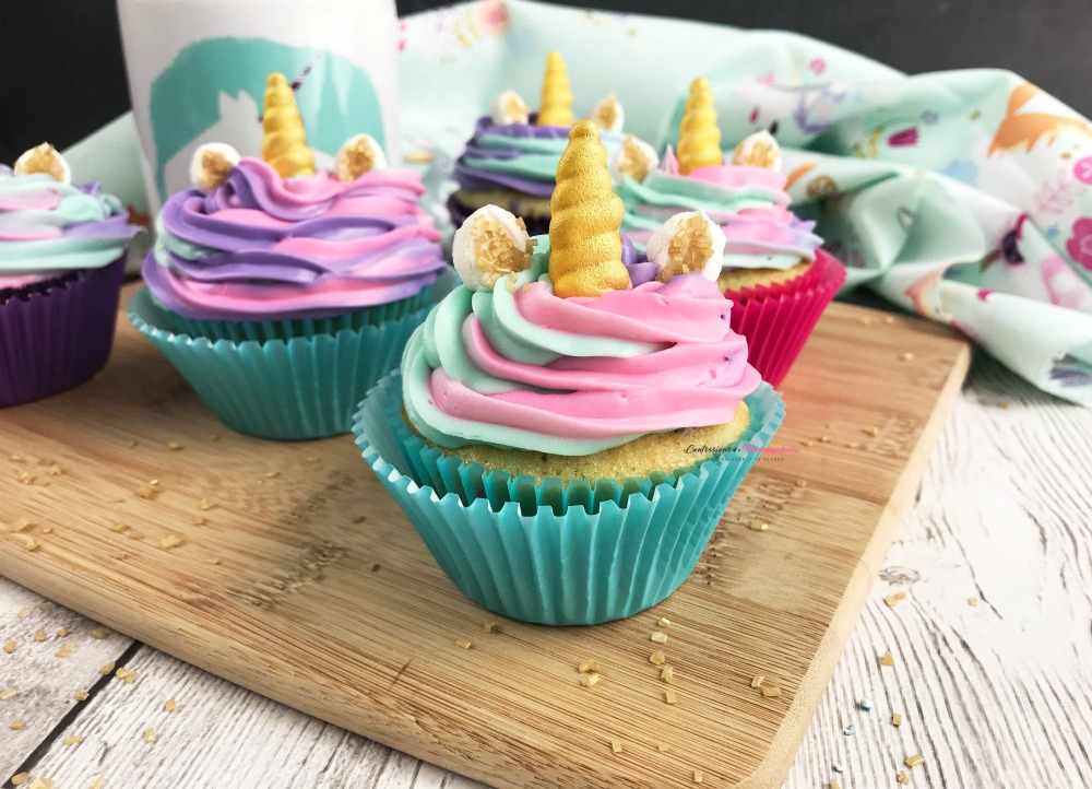 Unicorn Cupcakes Horizontal 2