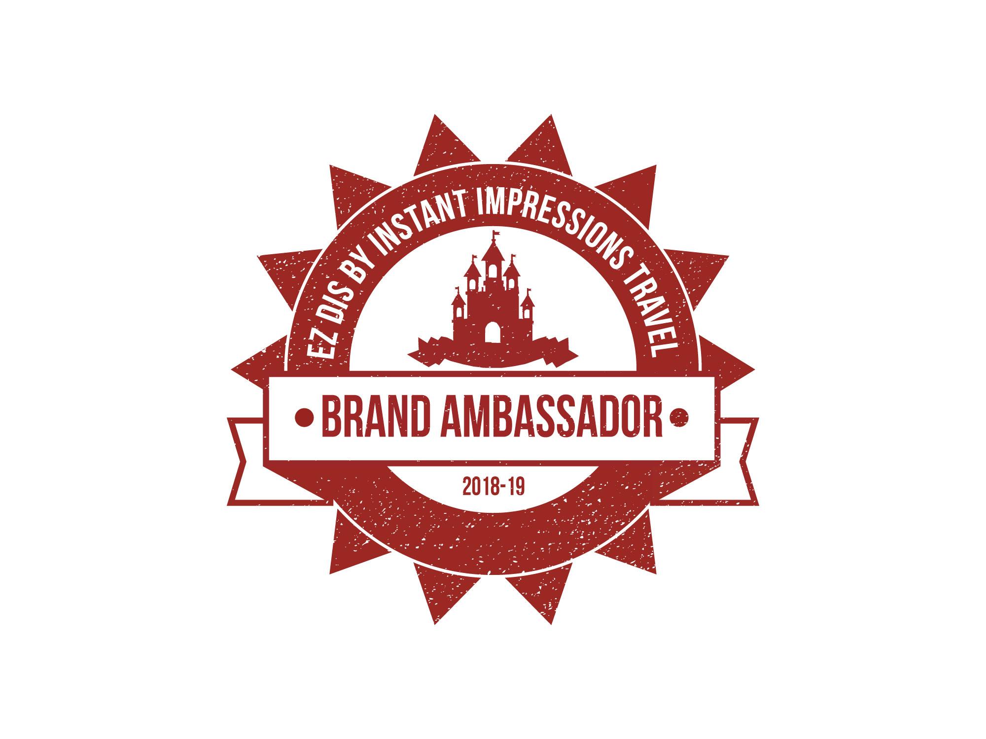 ambassador logo 2018-19 ez dis