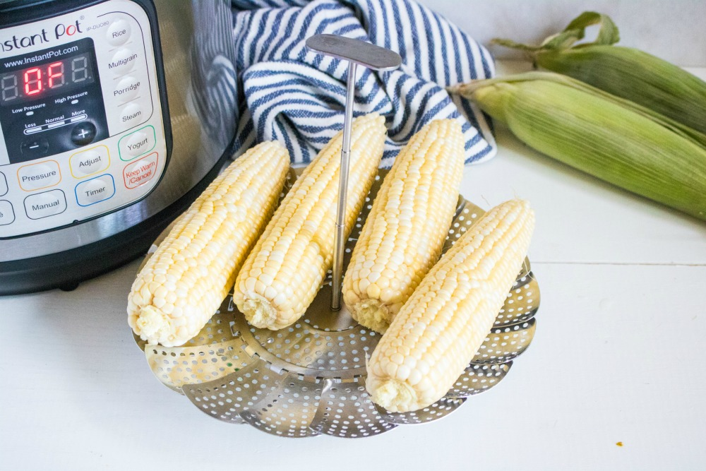 Corn on the Cob Process 1