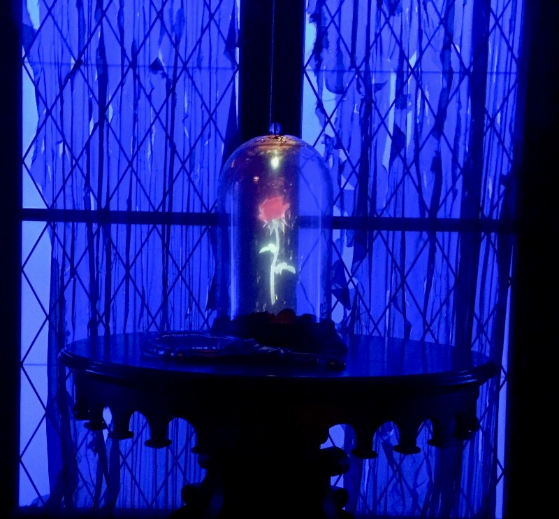 The Enchanted Rose in Disney Worlds Be Our Guest