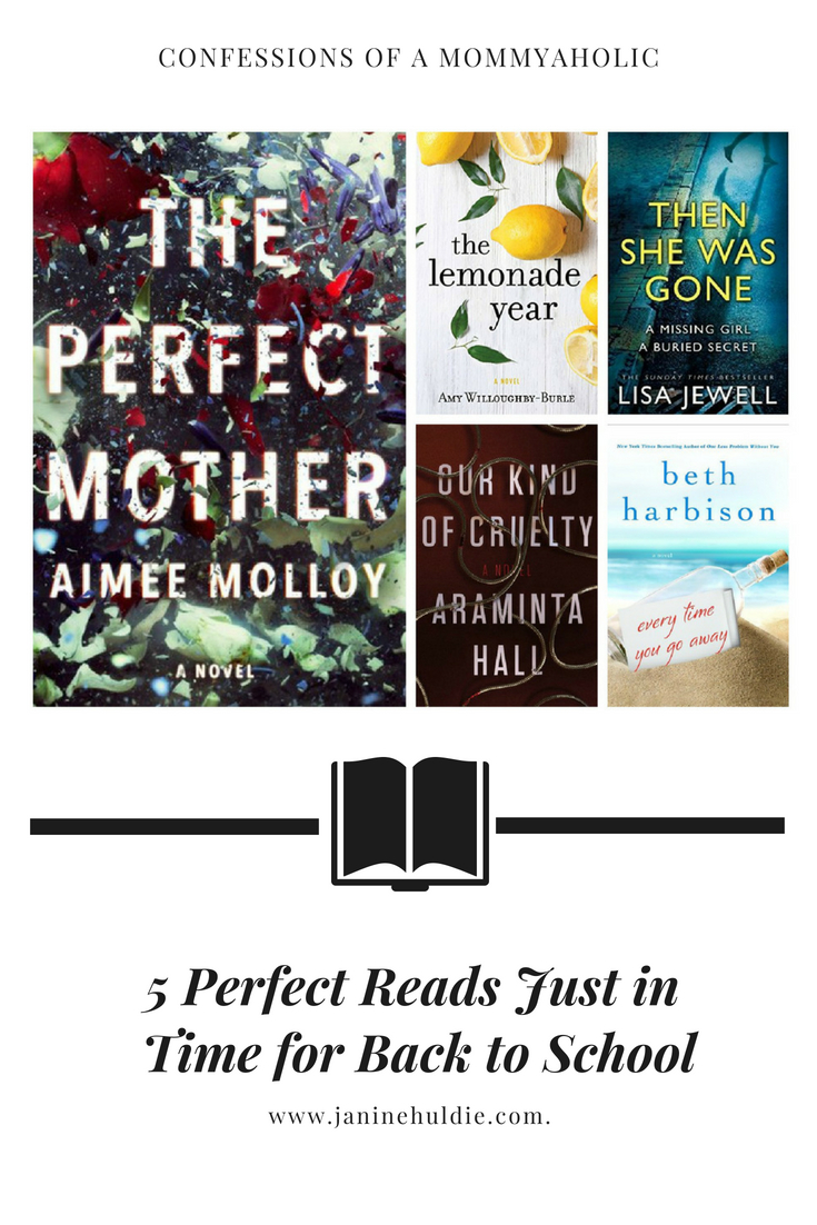 5 Perfect Reads Just in Time for Back to School