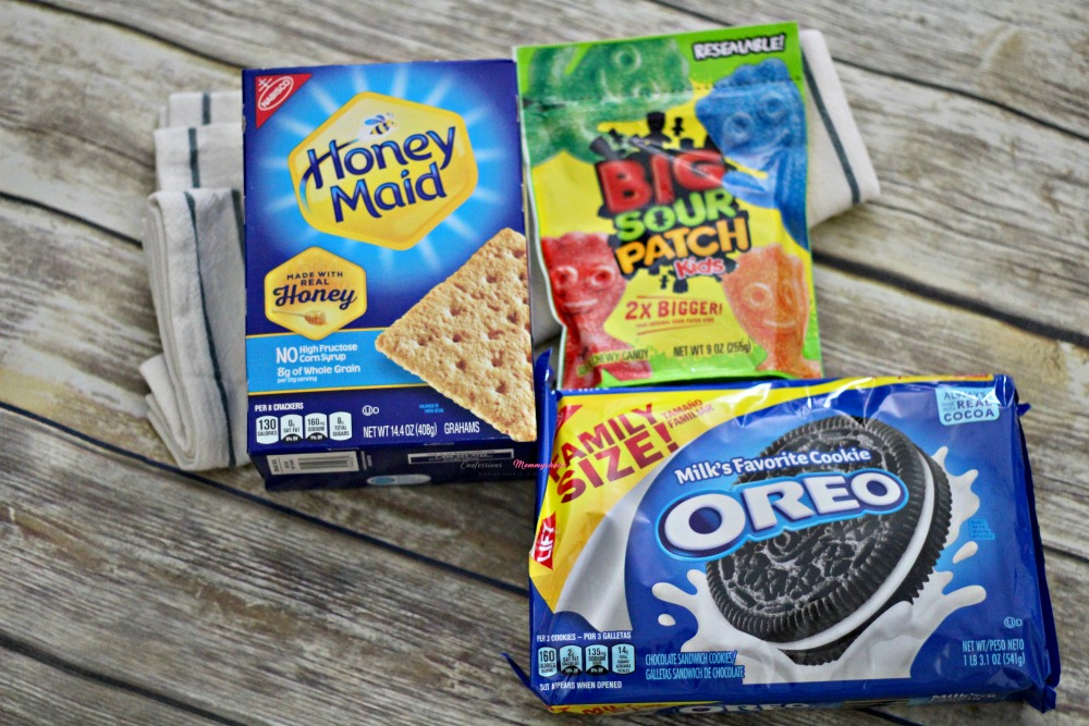 Nabisco Products at Home