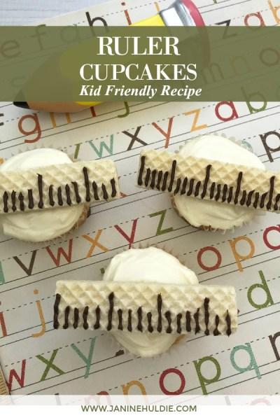 Ruler Cupcakes Recipe Featured Image