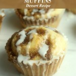 Cinnamon Roll Muffins Recipe
