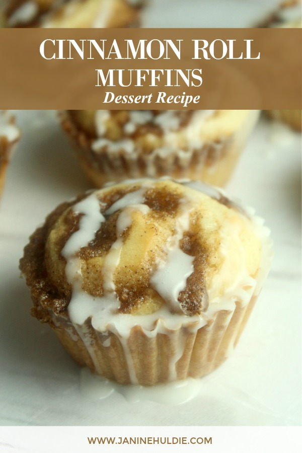 Cinnamon Roll Muffins, This Mom's Confessions
