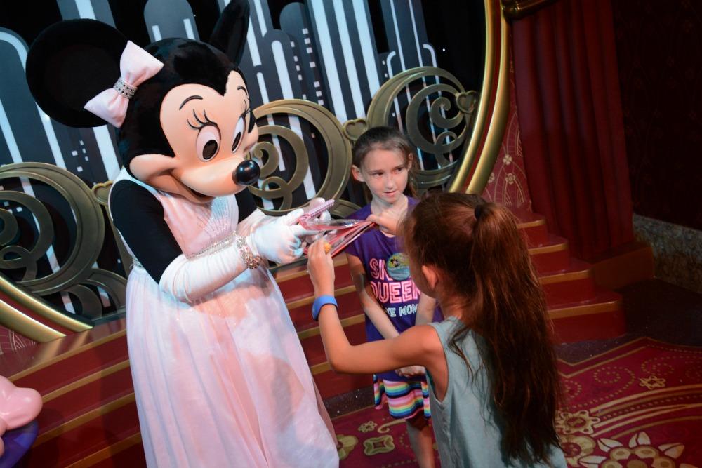 Minnie Mouse at Walt Disney World Hollywood Studios