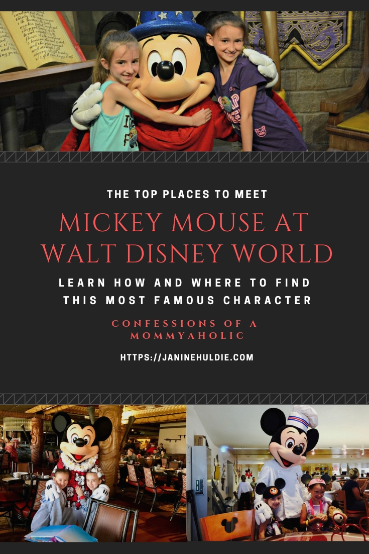 feee371d37be83 The Top Places to Meet Mickey Mouse in Walt Disney World