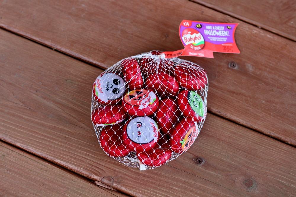 Babybel Halloween Cheese in Package