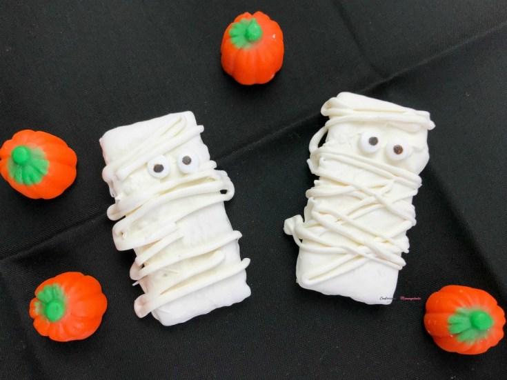 Graham Cracker Mummies Recipe