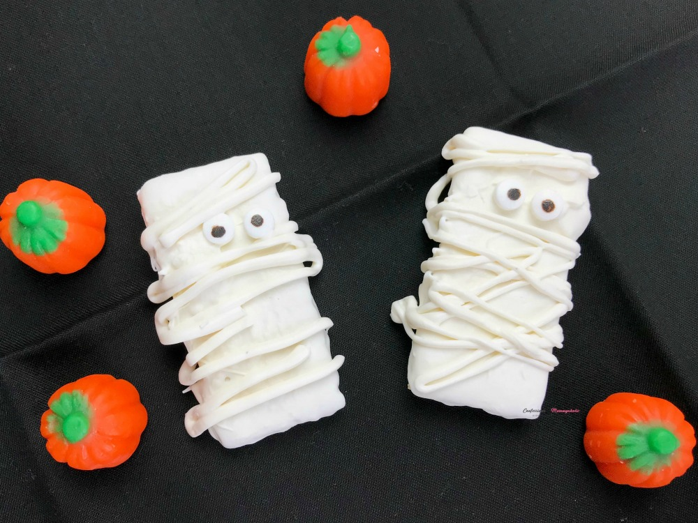 Graham Cracker Mummies Horizontal 2
